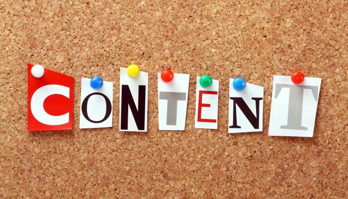 создание контента высокого качества