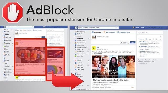 Как работает Ad Blocker - видео реклама