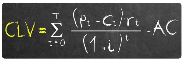 лояльность - общая формула вычисления