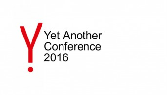 Yet another conference 2016