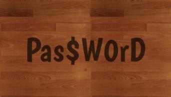 пароль на сайте