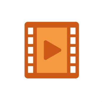 видео на сайте визуальный контент