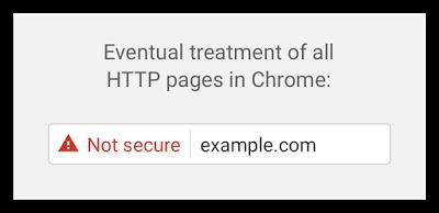 HTTPS chrome 56
