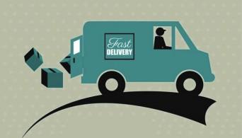 информация о доставка