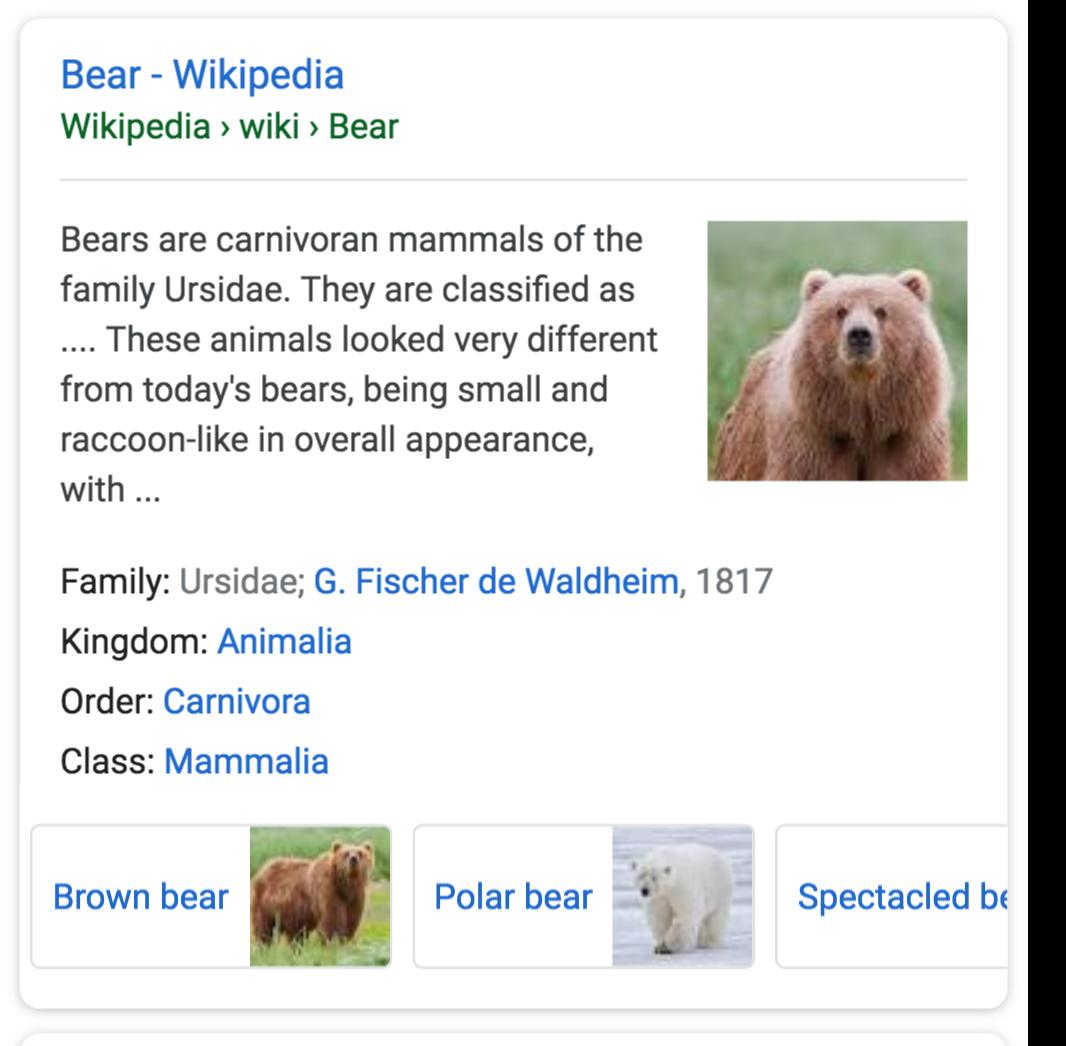поиск Google тестирует изменение поисковой выдачи с картинкой возле результатов